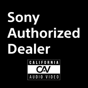 California Audio Video Inc. Sony dealer